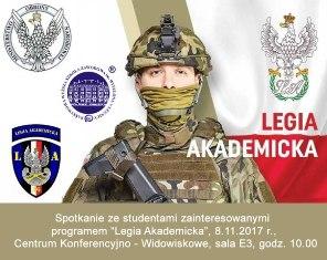 Legia Akademicka w PWSZ im. Witelona w Legnicy