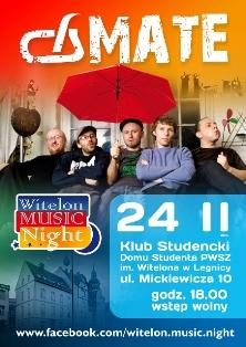 Z Must Be The Music na Witelon Music Night