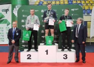 Brązowy medal dla reprezentanta PWSZ im. Witelona w Legnicy !
