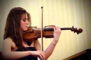 Młody Paganini wybrany