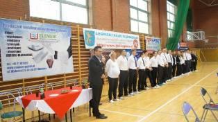 Młodzi adepci Taekwon-do prezentowali swoje możliwości