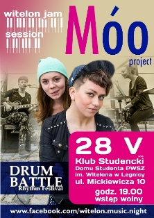 Festiwal Rytmu Drum Battle i Witelon Jam Session razem !