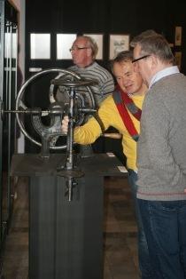 Uniwersytet Trzeciego Wieku z wizytą w Muzeum Miedzi w Legnicy