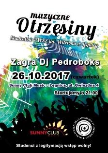 Muzyczne Otrzęsiny studentów PWSZ im. Witelona w Legnicy