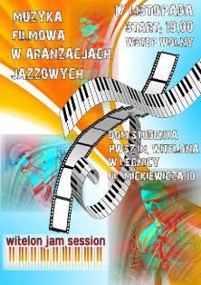 Muzyka filmowa w aranżacjach jazzowych