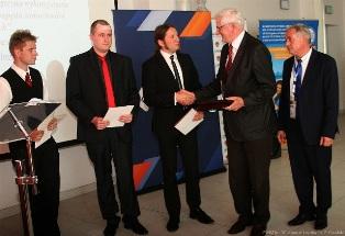 Studenci naszej Uczelni nagrodzeni w konkursie Mistrz Techniki Zagłębia Miedziowego