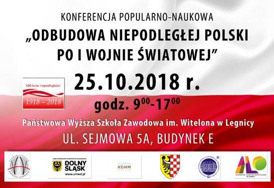 Odbudowa niepodległej Polski po I wojnie światowej