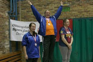 XII Dolnośląski Turniej Badmintona Olimpiad Specjalnych