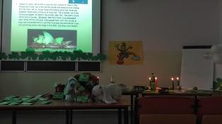 Dzień św. Patryka na Uczelni