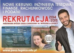 Inżynieria Testowa w PWSZ im. Witelona w Legnicy = PEWNA PRACA!