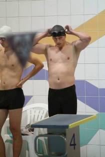 Nasz AZS wystartował w Dolnośląskiej Lidze Międzyuczelnianej w pływaniu