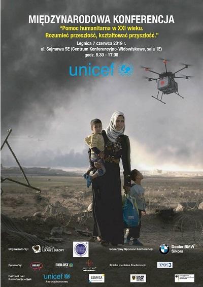 Międzynarodowa Konferencja pt. Pomoc humanitarna w XXI wieku.