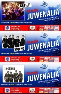 Program koncertów na Juwenaliach 2018 w PWSZ im. Witelona w Legnicy !