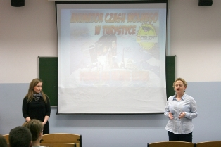 Spotkanie informacyjne z firmą Pro-Staff Polska