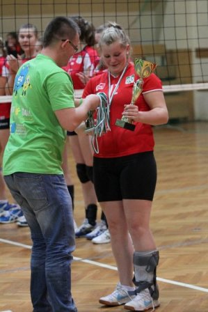 II miejsce dla PWSZ im. Witelona w Legnicy w siatkówce kobiet