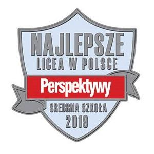 Akademickie Liceum Ogólnokształcące Srebrną Szkołą 2019 !