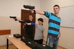 Zapisz się do sekcji strzeleckiej KU AZS PWSZ im. Witelona w Legnicy