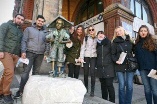 Studenci z programu Erasmus+ wybierają Legnicę !