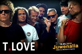 T.Love gwiazdą tegorocznych Juwenaliów !