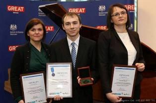Najwyższe wyróżnienie LCCI dla Tadeusza Tadli