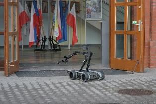 Policyjna TARCZA 2013 w PWSZ im. Witelona w Legnicy