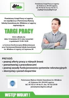 Targi Pracy w PWSZ im. Witelona w Legnicy