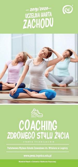 Zostań trenerem zdrowego stylu życia !