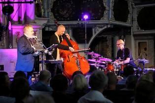 Trio Sefardix Jorgos Skolias & Oleś Brothers w Jaworskim Kościele Pokoju