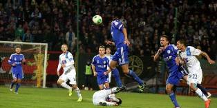 Triumf Miedzi Legnica w 1/8 Pucharu Polski
