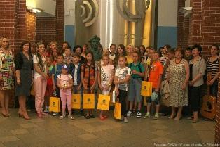 Nasza Uczelnia gościła młodych Ukraińców