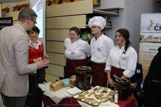 Uczniowie wybierali szkoły na V Legnickich Prezentacjach Edukacyjnych