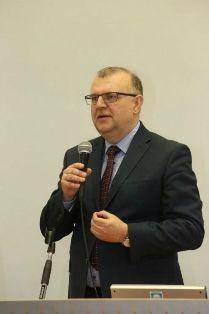 Kazimierz Michał Ujazdowski z wykładem w PWSZ im. Witelona w Legnicy