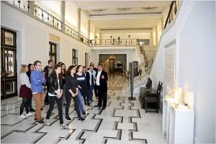 Koło Naukowe Języka Biznesu z wizytą w stolicy !