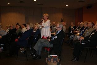 Uniwersytet Trzeciego Wieku na konferencji w Wałczu