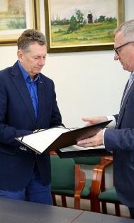 Porozumienie o współpracy z Winkelmannem