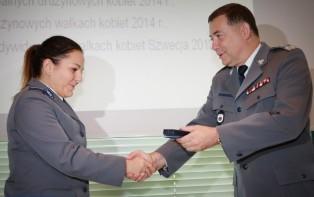 Nagroda dla Wioletty Miśkiewicz - naszej absolwentki