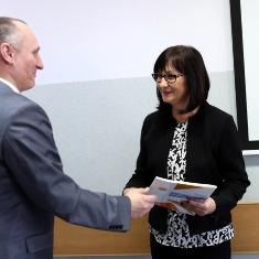 Wybrano Dziekana i Prodziekana Wydziału Nauk Społecznych i Humanistycznych PWSZ