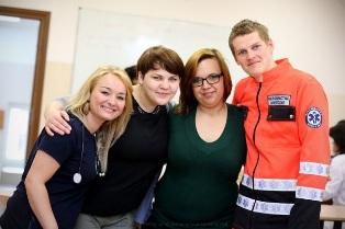 """""""Wampiry na PWSZ"""" wstępem do Juwenaliów 2014"""
