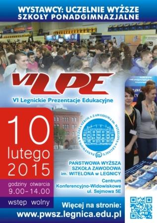 Wybierz się na VI Legnickie Prezentacje Edukacyjne  !