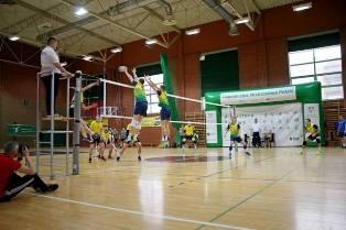 Za nami Akademickie Mistrzostwa Polski w Piłce Siatkowej Kobiet i Mężczyzn - Półfinał D