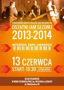 Zamknięcie sezonu Witelon Jam Session